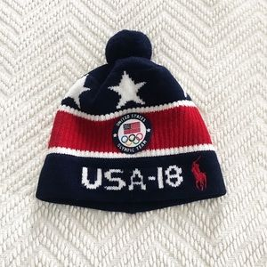 Polo Ralph Lauren | 2018 US Olympic Winter Hat
